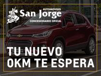 Chevrolet San Jorge en Mercado Libre