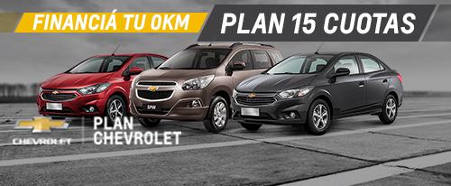 Conocé Plan Chevrolet