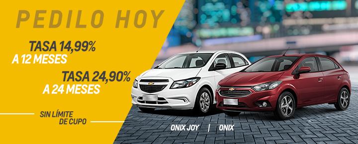 Oferta de Chevrolet  Buy Onix