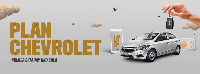 Plan Chevrolet Primer 0km hay uno solo - Nuevo Joy