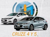 Oferta de Chevrolet Cruze