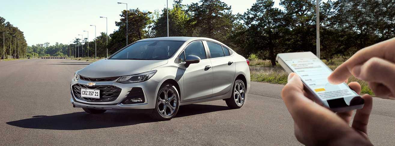 Contacto online con Concesionario Oficial Chevrolet