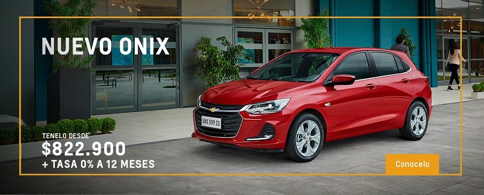 Nuevo Chevrolet Onix precio