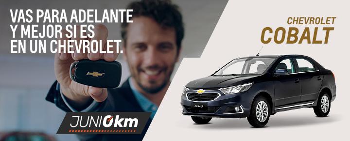 Oferta en Chevrolet Cobalt 0km