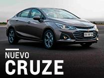 Oportunidad en Nuevo Chevrolet Cruze