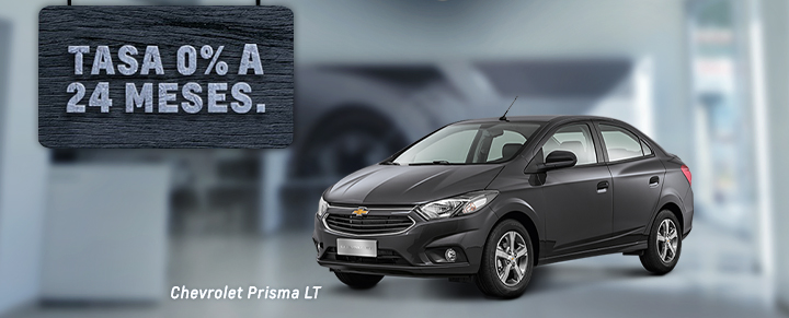 Oportunidad en Chevrolet Prisma LT