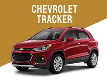 Oportunidad en Chevrolet Tracker