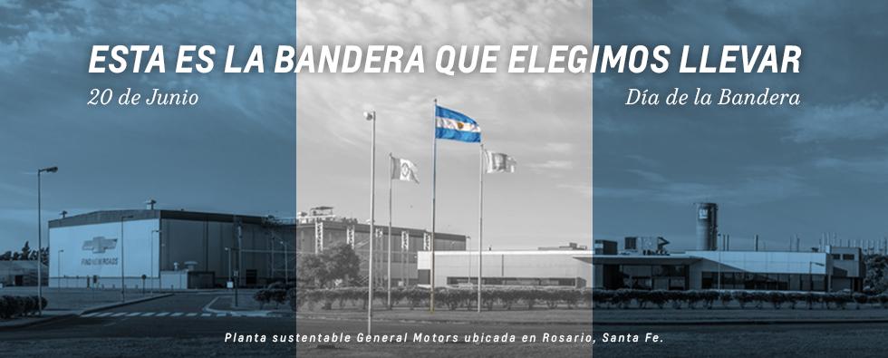 Día de la Bandera en Chevrolet Argentina