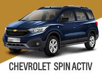 Oportunidad en Chevrolet Spin Activ