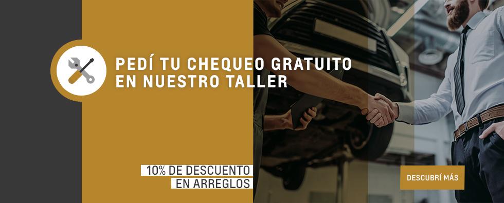 Chequeo Chevrolet gratuito en Junín, Pergamino y San Nicolás de los Arroyos