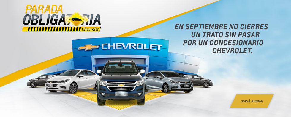 Parada Obligatoria Chevrolet