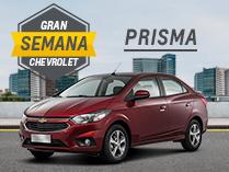 Oferta en Chevrolet Prisma