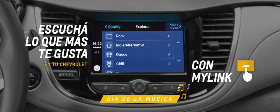 Día de la música en Chevrolet