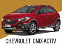 Oportunidad en Chevrolet Onix Activ