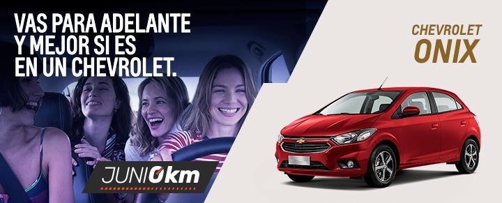 Oferta en Chevrolet Onix 0km