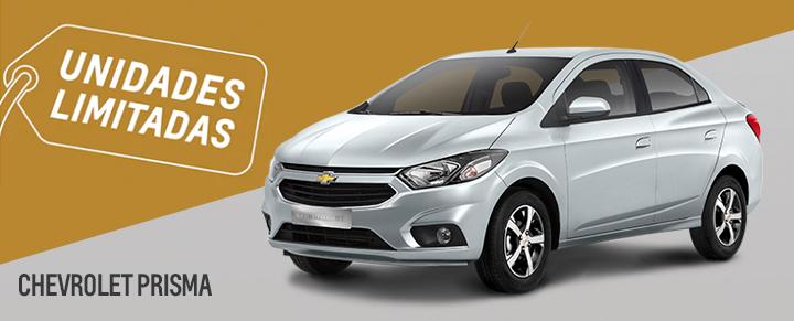 Chevrolet Prisma con precio bonificado