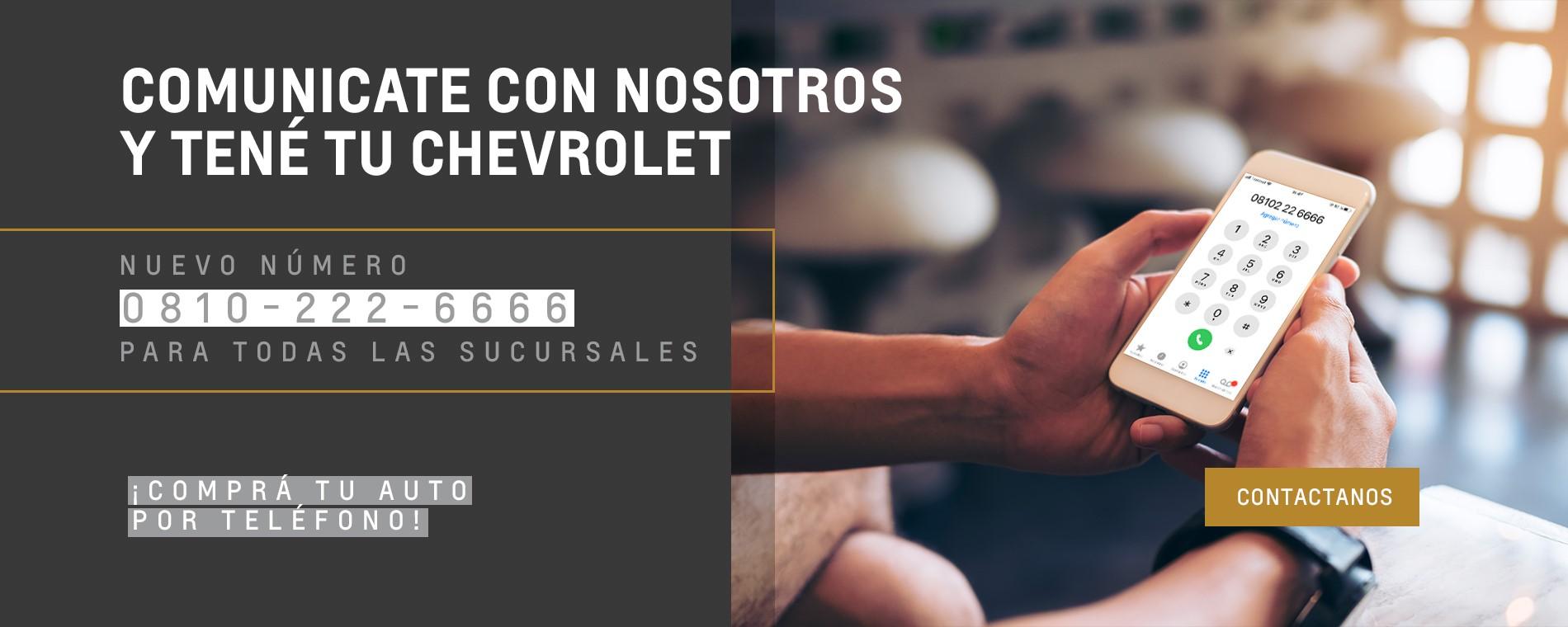 Comunicate a través de whatsapp con nuestros asesores digitales para tener tu nuevo 0 km con Chevrolet San Jorge