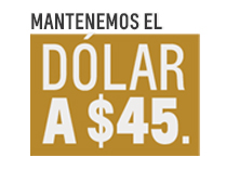 Chevrolet con precios a dólar de $45