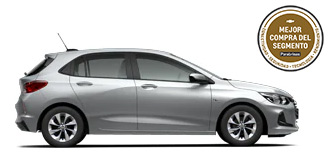 Chevrolet Onix - Lateral derecho