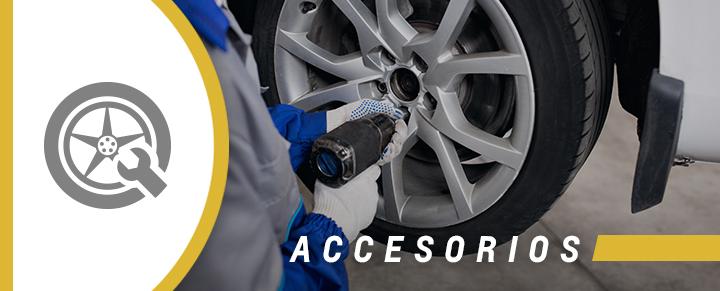 Accesorios Chevrolet