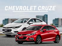 Oferta en Chevrolet Cruze 4 y 5
