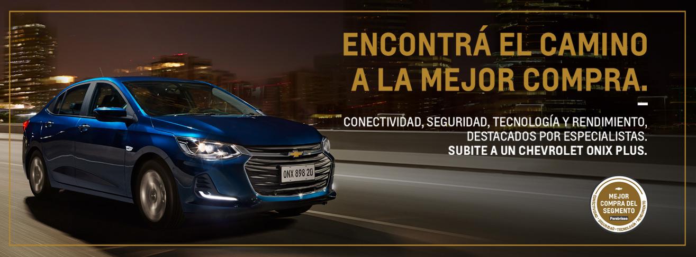 Chevrolet Nuevo Onix Plus Modelos Yacopini Motors