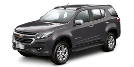 Chevrolet Trailblazer color Global Son Of A Gun