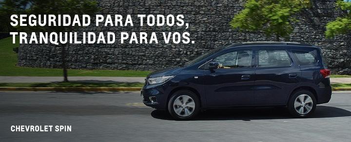 Chevrolet Spin con precio bonificado