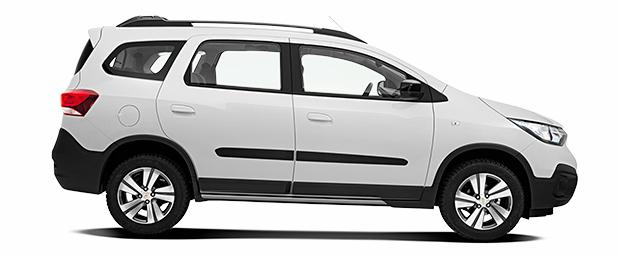Nueva Chevrolet Spin Activ