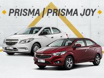 Oferta de Chevrolet Prisma y Prisma Joy