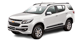 Chevrolet Trailblazer color Summit White