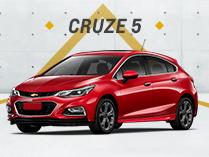 Oferta de Chevrolet Cruze 5
