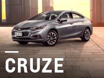 Chevrolet Cruze con precio exclusivo