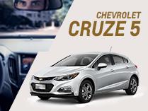 Oportunidad en Chevrolet Cruze