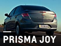 Chevrolet Prisma Joy con precio bonificado
