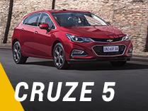 Oportunidad en Chevrolet Cruze 5