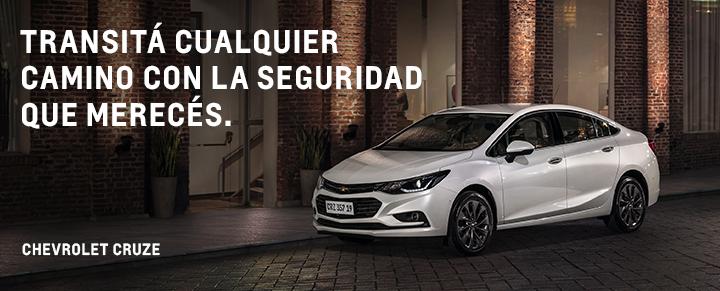 Chevrolet Cruze  con bonificación exclusiva