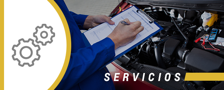 Servicios Chevrolet