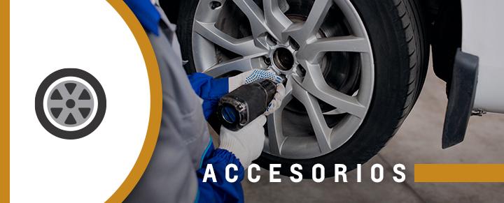 Accesorios Originales Chevrolet en Concesionario Oficial