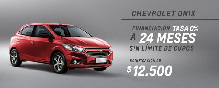 Oferta Chevrolet Onix