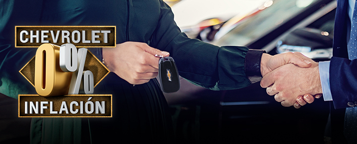 No te pierdas el negocio del momento en la Red de Concesionarios Oficiales de Chevrolet