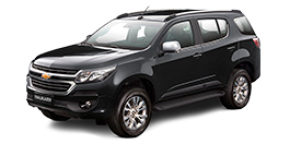 Chevrolet Trailblazer color Black Meet Kettle Met