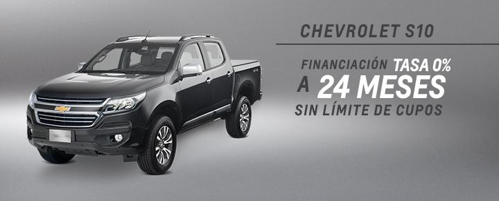 Oferta Chevrolet S10