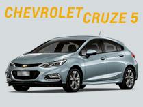 Oferta en Chevrolet Cruze 5