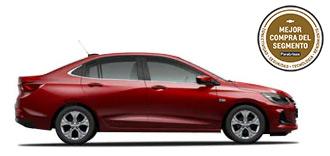Chevrolet Onix Plus - Lateral derecho.