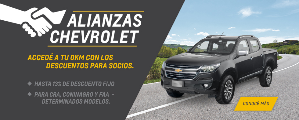 Alianzas Chevrolet