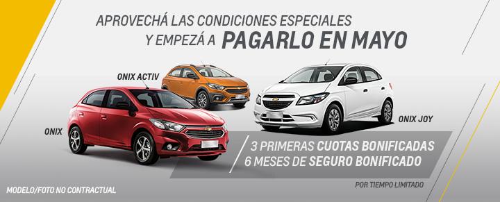 Oferta de Chevrolet Onix