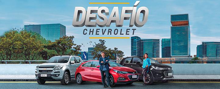 Desafío Chevrolet
