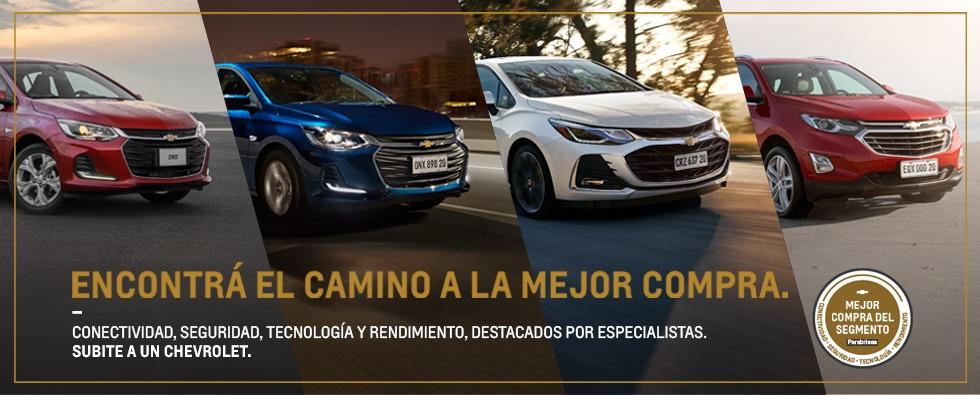 Modelos Chevrolet - La Mejor Compra