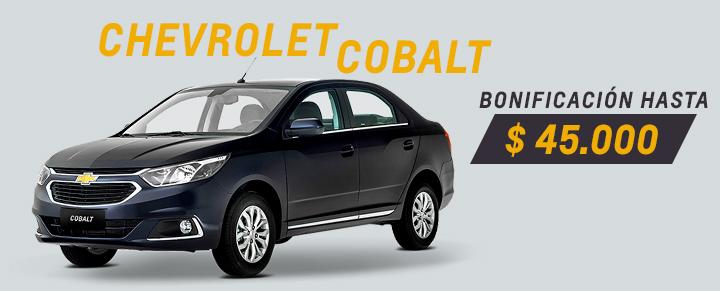 Oferta en Chevrolet Cobalt